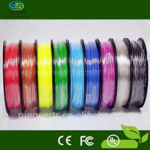 3D Printer Filament 1.75mm 3mm PLA ABS 1.75mm ABS Filament pictures & photos