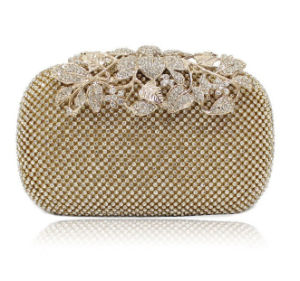 Gorgeous Crystals Clutch Evening Bag pictures & photos