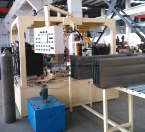 Transformer Corrugation Fin Production Line Fin Folding Auto Welding pictures & photos