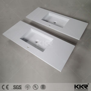 Sanitary Ware Artificial Shampoo Above Counter Black Basin pictures & photos
