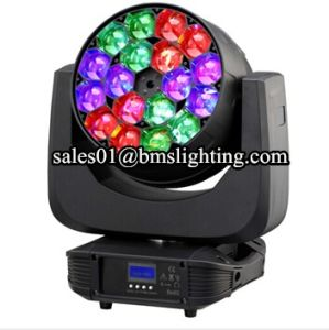 18*15W LED Bee Eye Beam Moving Head Light pictures & photos