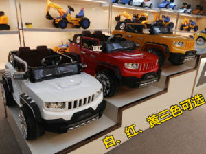 Authorization 2.4GHz Electric RC Ride on Cars for Kids LC-Car-109 pictures & photos