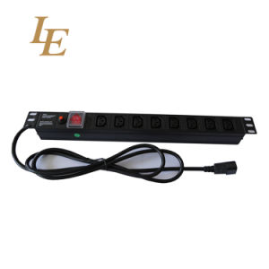 High Quality 6 Ways or 8 Ways IEC PDU pictures & photos