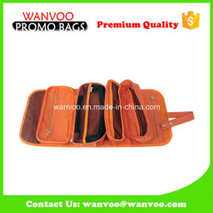Professionnal China Factory Travel Hanging Organizer Cosmetic Bag pictures & photos