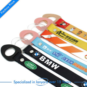 Hot Sale Heat Transfer Printed Bottle Holder Lanyard Strap pictures & photos
