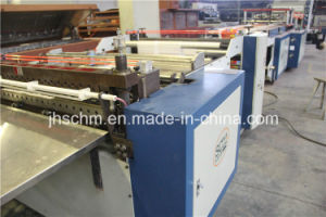 Fabric Cutter Machine, Plastic Roll to Sheet Cutting Machine pictures & photos