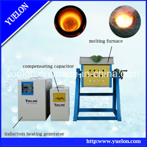 Hot Sale Induction Gold Smelting Equipment pictures & photos