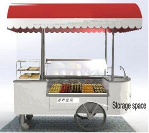 Popsicles Carts / Stick Trolley / Ice Cream Freezers /Showcase for Sale pictures & photos