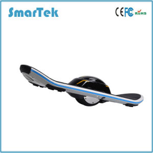 Smartek Solo Wheel Scooter Single Wheel Scooter Patinete Electrico Hoverboard Solo Wheel Electric Skate Board with Good Battery S-001 pictures & photos