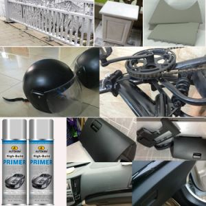 Autokem High Build Formula Fast Drying Primer Spray Paint pictures & photos