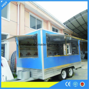 Commercial Pizza Car Food Caravan pictures & photos
