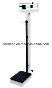 Column Double Beam Weigh Scale with Height Rod pictures & photos