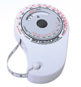 Medical Stomach Shaped Retractable Tape Measure pictures & photos