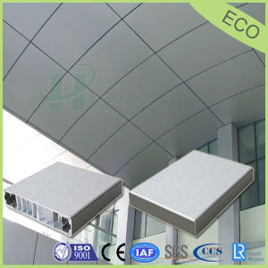 Curved Aluminum Honeycomb Panels for Decorative Wall Panel pictures & photos