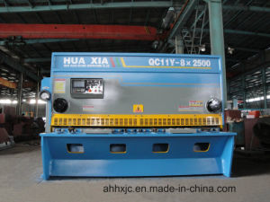 Huaxia Hydraulic Guillotine Shearing Cutting Machine QC11y/K pictures & photos