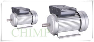 Ml Series Aluminum Housing Single Phase Dual-Capacitor Induction Motor pictures & photos