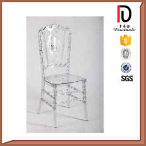 Transparent Polycarbonate Plastic Crown Chair (BR-137) pictures & photos