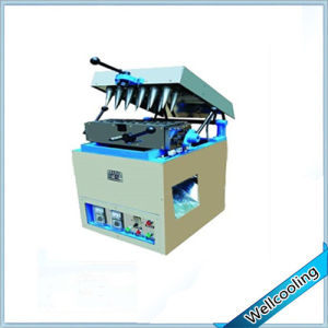 Low Power Ice Cream Cone Waffle Machine for Making Ice Cream Cone pictures & photos
