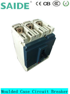 630A 3 Phase MCCB Moulded Case Circuit Breaker pictures & photos