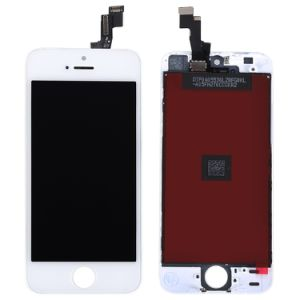 OEM LCD with Digitizer Assembly for iPhone 5s White pictures & photos