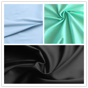 Spandex Stretch Nylon Cotton Woven Fabric for Shirt