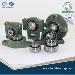 Insert ball bearing UC208-25 Pillow Block Bearings pictures & photos