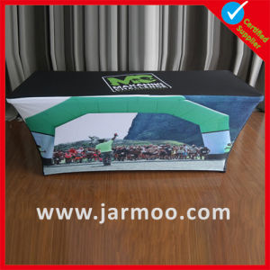 8FT Full Printing Promotional Custom Table Cover pictures & photos