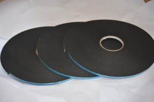 Architectural Closed Cell Thermal Insulation PVC Foam Tape pictures & photos