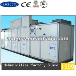Dehumidifier Matched Fluid Bed Dryer pictures & photos