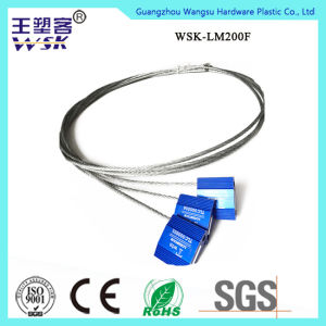 Wire Lead Seal Aluminum Alloys Lock Body Metal Security Seals