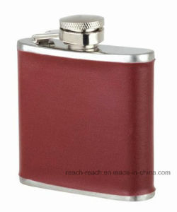 SGS Audit Popular Stainless Steel Hip Flask (R-HF020) pictures & photos