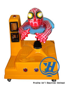 Spiper Man Swing Kiddie Ride Game Machine (ZJ-K100) pictures & photos