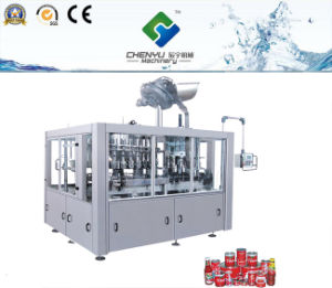 Piston Filling Machine for Ketchup pictures & photos