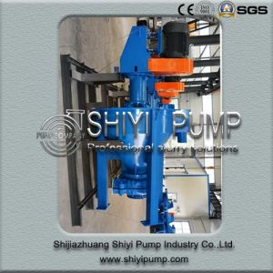 Vertical Industrial Durable Mining Froth Foam Slurry Pump pictures & photos