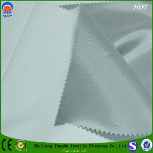 100% Polyester Shading Flame Retardant Curtain Fabric with ISO9001 Certificate pictures & photos