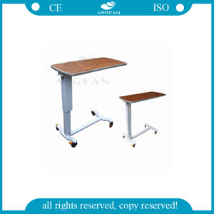 AG-Obt010 Ce&ISO Certificated Hospital ABS Over Bed Table pictures & photos