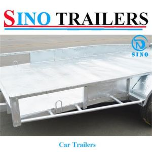Australian Style Coupling Car Trailer pictures & photos