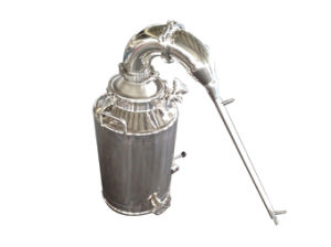 Stainless Steel Boiler and Distillation pictures & photos