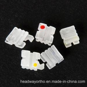 Headway Orthodontics Ceramic Mbt Brackets pictures & photos