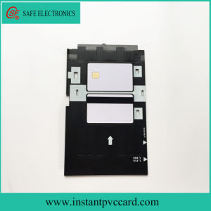 Ink Printing PVC Card Tray for Epson L801 Printer pictures & photos