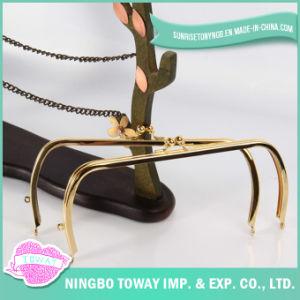 Fashion Metal Handle Designer High End Handbag Hardware pictures & photos