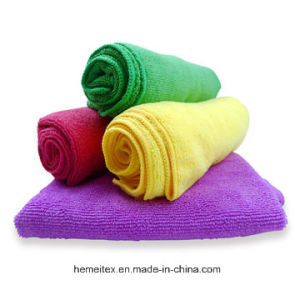 Microfiber Cleaning Towel/Cloth pictures & photos
