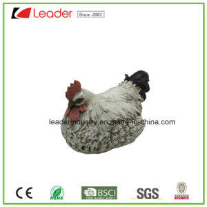 Polyresin Realistic Rooster Statue for Easter Decoration and Garden Ornmanet pictures & photos