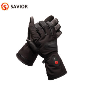 SAVIOR Rechargeable Battery Heating Fishing Gloves, Hunting Gloves pictures & photos