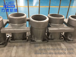 Aluminum Gravirty Casting Parts