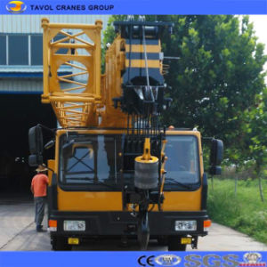 High Efficiency Construction Machinery Tavol 20t Mobile Truck Crane Manufacture From China pictures & photos