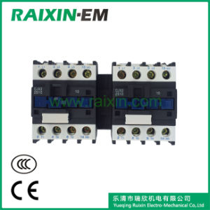 Raixin Cjx2-25n Mechanical Interlocking Reversing AC Contactor pictures & photos
