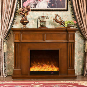Modern MDF Furniture Heater Electric Fireplace with Ce Certificate (343B) pictures & photos