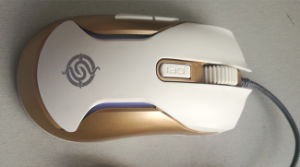 High Resolution 6D Gaming Wired USB Optical Mouse pictures & photos