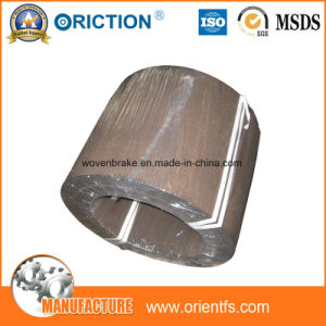 Oil Woven Brake Block pictures & photos